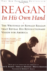 Ronald Reagan In His Own Hand