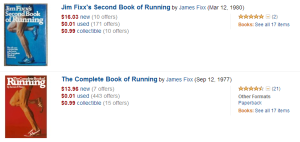 Jim Fixx's Second Book of Running